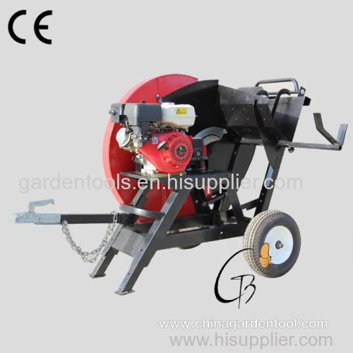 gasoline log saw 13hp