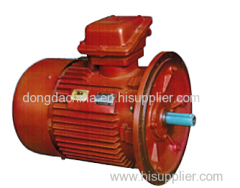 YBJ series flameproof three-phase asynchronous motor