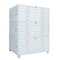 steel Storage Map Paper Cabinet/Drawing Filing Cabinet
