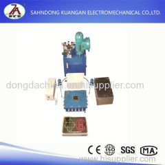 ZKC127 Mine Electric Control Switch Device for Coal Mine