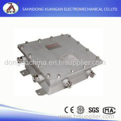 Mine Electric Control Switch Device from China