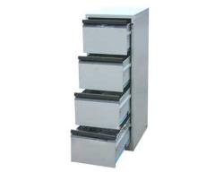 Office Furniture Manufacturer Modern Storage Wide 4 Drawer Steel File Cabinet