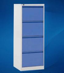 4 Drawer Steel Vertical Filing Cabinet