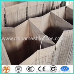 hesco barrier blast wall