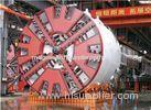 15KW TBM tunnel boring machine 250mm - 5000mm for Tunnel construction