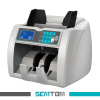 Front Loading Bill Counter suitable for plastic money