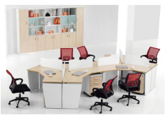 CF office partion 120 degree office modern workstation cubicles for employee use