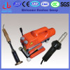 the Extrusion Welding Gun