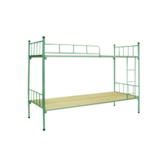 Modern dormitory bed cheap sale metal bunk bed