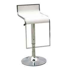 Bar stool with hight back comfortable funky design