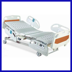 Sectional lifting guardrail Electric bed medical
