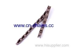 Plastic case conveyor chain N250 transport carton