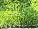 50mm Backyard Artificial Grass For School Playground / Big Stadium PE PP
