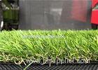 Wear resistant 25MM Monofil PE Yarn Fake Grass Flooring Artificial Turf Lawns