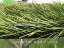Olive Green UV Resistance Soccer Artificial Grass , Artificial Sports Turf