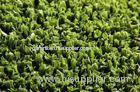 12mm 6000Dtex Green Tennis Court Artificial Grass , Synthetic Sports Grass