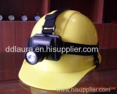 Explosion-proof mining cap lamp