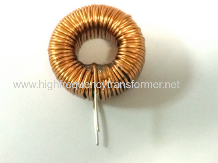 toroidal inductor choke coil electrical inductor from China