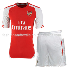 Mens custom soccer uniform for football team training