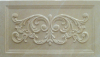 3d beige marble feature wall cladding panel