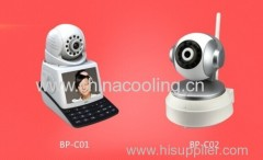 BP camera with LCD or without LCD