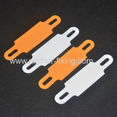 Coaxial Marker Label Orange