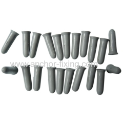 Grey Nail Plug installtion cable wire
