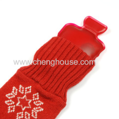 Hot Water Bag Design Reusable Instant Hot Gel Pack / hand warmer / heat pack
