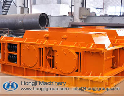 Double teeth roll crusher made in China