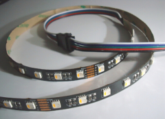 RGBW LED strip lights 4 in 1