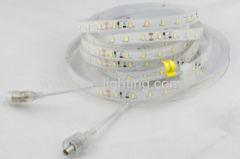 24VDC Current Dimmable Flexible LED Strip with temperature sensor @60W (300LEDs SMD5630 )