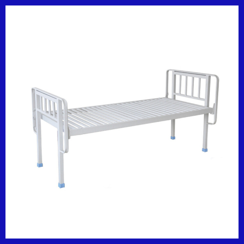 flat hospital bed prices without guardrail