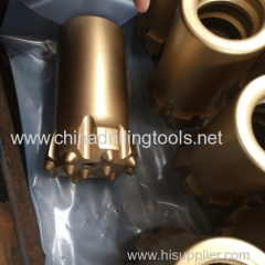 hardness drilling tools taper button drill bits