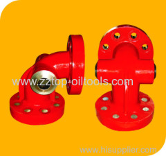 Discharge Elbow for spare parts mud pump