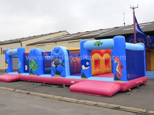 Buy Wholesale Inflatable Obstacle Course for Sale from China