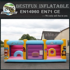Kids inflatable bounce amusement park