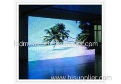 Indoor P10 full color LED display