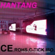 Indoor P8 full color LED display