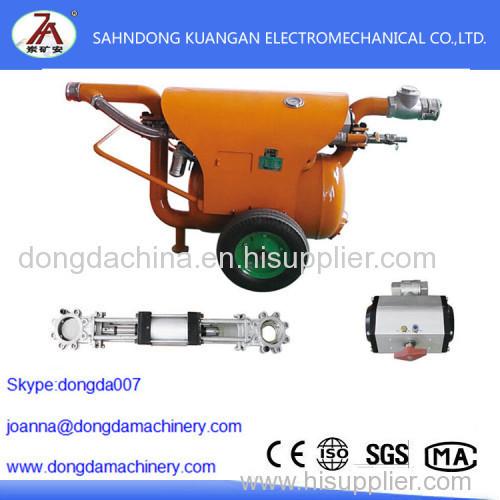 Mining pneumatic desilting sewage pump Introduction