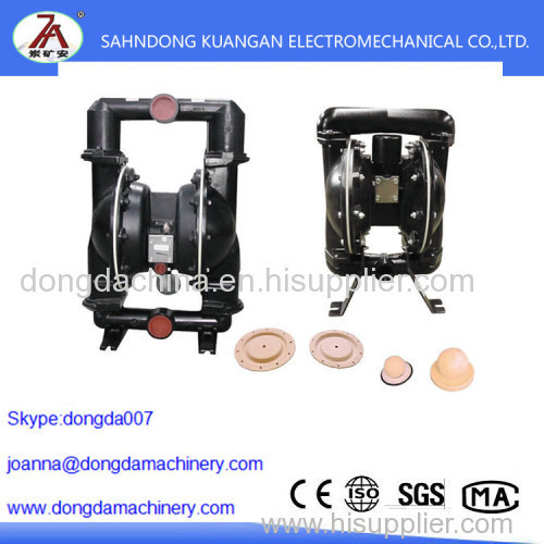 New Design Mining pneumatic diaphragm pump