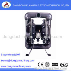 New Design Pneumatic diaphragm pump Technical parameters