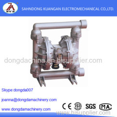 Pneumatic diaphragm pump used for mining understand