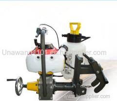 Cheap Price Internal Combustion Steel Rail Drilling Machine