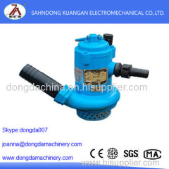 New Desigh Mine pneumatic submersible pump Technical characteristics