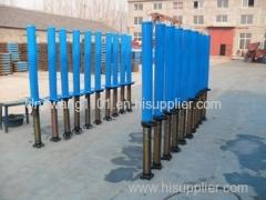 Single Hydraulic props in mining