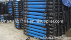 Sigle Hydraulic props for Underground Mining Support