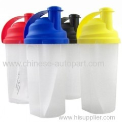 700ML cocktail shaker protein supplements protein shakes bpa free