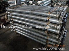 Suspension single hydraulic prop for mining
