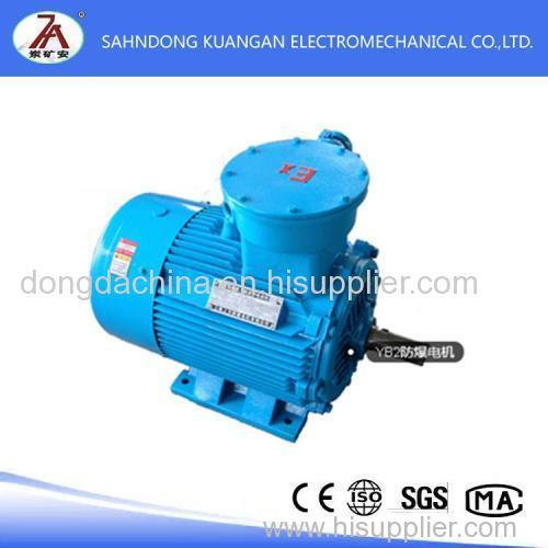 YB2 Explosion-proof Electric Motor Feature with New Design