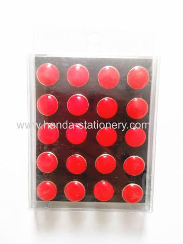 beautiful push pin & thumb tacks & clip/office accessories set